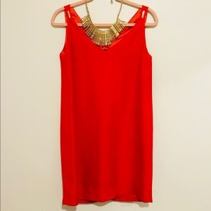 Little Red Dress - Sz 2 French Connection